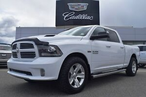 2016 Ram 1500 Sport With Back Up Camera