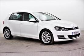 2014 Volkswagen Golf GT TDI BLUEMOTION TECHNOLOGY Diesel white Manual
