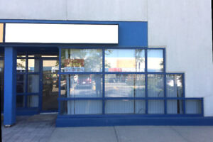 Spacious Industrial/Office or Retail Space For Lease