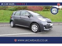 2012 Toyota Verso S 1.33 TR 5dr
