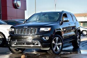 2015 Jeep Grand Cherokee OVERLAND *GPS+TOIT+CAMÉRA *