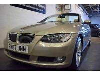 2007 07 BMW 3 SERIES 3.0 330I SE 2D 269 BHP