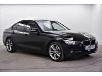 2012 BMW 3 Series 320D SPORT Diesel black Automatic