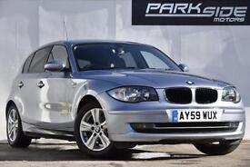 2009 BMW 1 Series 2.0 118i SE 5dr