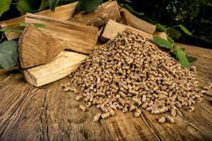 Wood pellets for all bbq's  Lumber JACK