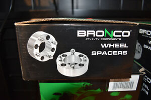 BRONCO ATV WHEEL SPACERS IN STOCK AT HALIFAX MOTORSPORTS!