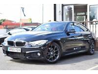 2015 65 BMW 4 SERIES 2.0 420D M SPORT 2D AUTO 188 BHP DIESEL