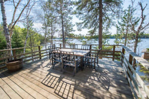 Storm Bay Road Cottage for sale on Beautiful Lake of the Woods