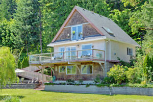 Shawnigan Lake Home for rent
