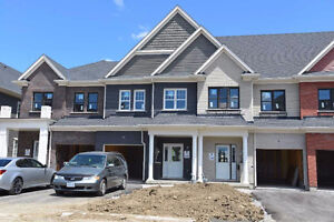 Brand New Townhouse for rent in the heart of Stouffville