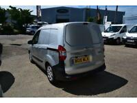 2015 Ford Transit Courier 1.5 TDCi Trend Panel Van 4dr Diesel silver Manual