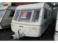 Swift Conqueror 520Lux 1982 5 Berth Caravan £2,600