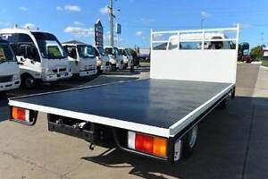 HYUNDAI HD75 BRAND NEW 4 YEAR 200000KLM WARRANTY ** TRAYTOP ** Archerfield Brisbane South West Preview