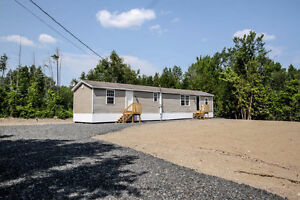 2056 Route 105 - Mini Home on BRAND NEW 2 Acre Lot