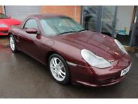 Porsche Boxster LOW MILES WITH HARDTOP-IMMACULATE CONDITION