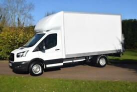 Ford Transit T350 Luton with 500 kg tail lift EU6§