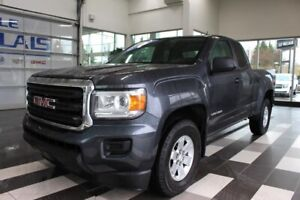 "GMC Canyon 4WD Ext Cab 128.3"" 2016"