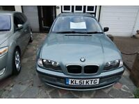 BMW 318i se saloon, very good codition for year