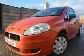 FIAT GRANDE PUNTO ACTIVE 1.2 3 DOOR*SERVICE HISTORY*2 OWNERS*IDEAL FIRST CAR*