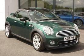 2014 MINI Coupe 1.6 Cooper (Chili pack) 2dr