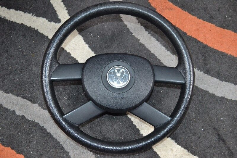 Volkswagen VW Polo Steering Wheel with Airbag