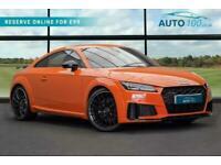 2020 Audi TTS 2.0 TFSI Black Edition S Tronic quattro (s/s) 3dr