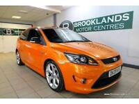 Ford Focus 2.5 ST-3 [BEST COLOUR, LEATHER RECAROS and HEATED SEATS]