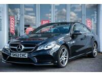2013 Mercedes-Benz E Class E250 CDI AMG Sport 2dr 7G-Tronic Coupe Auto Coupe Die