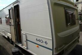 Avondale Rialto 2001 6 Berth Caravan £4,550