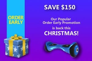 Smart Balance Hoverboard Christmas Order Early Sale- Smart Wheel