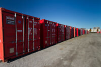 CHEAPEST RENT IN TOWN FOR STORAGE CONTAINERS
