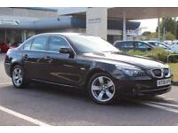 2009 BMW 5 Series 2.5 523i SE 4dr