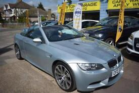 GOOD CREDIT CAR FINANCE AVAILABLE 2008 58 BMW M3 4.0V8 DCT AUTOMATIC CONVERTIBLE