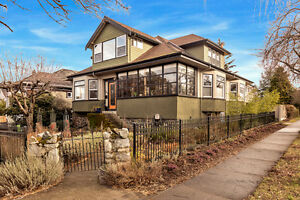Gorgeous Character Home in Vic West