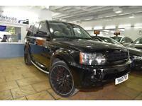 2010 Land Rover Range Rover Sport 5.0 V8 S/C / FINANCE/ GENUINE KAHN RS-600
