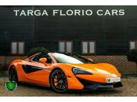 2017 McLaren 570S V8 SSG SPIDER LAUNCH EDITION Auto Convertible Petrol Automatic