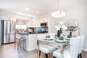 TRUMPETER TOWNHOMES - NO CONDO FEES - PARK TRAIL FACING HOMES Edmonton Edmonton Area image 2