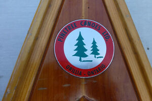 "15 ft Pinetree Canoe ""Abbitibi"" - Only 39.2 lbs - Very Light!"
