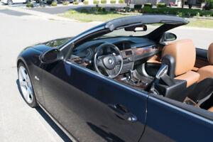 **2007 BMW 335i Convertible ALL ORIGINAL, DEALER MAINT., LOW KMs