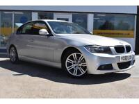 BAD CREDIT CAR FINANCE AVAILABLE 2010 60 BMW 318 2.0TD AUTO D M SPORT