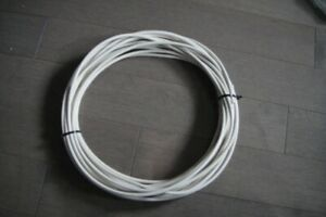 57 FEET  SATELLITE COAXIAL WIRE ANTENNA HD TV VIDEO