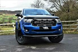 2019 19 FORD RANGER 2.0 ECO BLUE AUTOMATIC BLUE AVENGER RAPTOR BY VEA AUTOMOTIVE