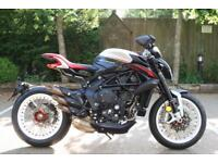 MV AGUSTA 2018 (18MY) B3 DRAGSTER RR, BRUTALE EAS/ABS DRAGSTER RR 18MY EURO 4