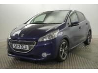 2012 Peugeot 208 ALLURE E-HDI Diesel blue Manual