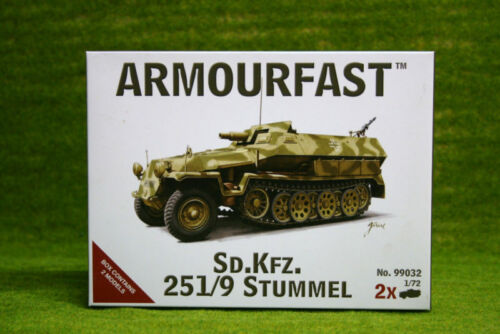 1//72 SHQ 20mm Car German Sd Kfz 233 /'Stummel/' Armd