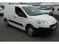 Peugeot Partner 1.6 eHDi ( 92 ) 850 ( s/s ) S L1 Stop & Start