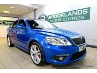 Skoda Octavia VRS 2.0 TDI CR [4X SERVICES and LEATHER]