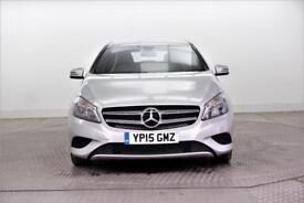 2015 Mercedes-Benz A Class A180 CDI BLUEEFFICIENCY SE Diesel silver Manual