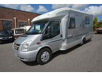 2009 Hymer T692CL 4 Berth Motorhome wiht fixed bed