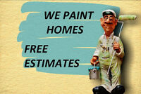 Painting. 10 - 15 year manufacturer guaranteed. Quick & clean